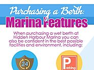 Purchasing a Berth: Marina Features