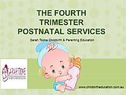 The Fourth Trimester Postnatal Services
