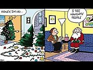 50+ Hilariously Funny Christmas & Santa Comics To Make You Laugh.