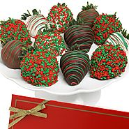 Best of Gourmet Corporate Gifts - Holiday Chocolate Gift Baskets