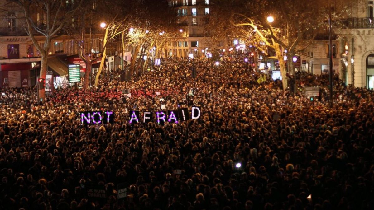 Headline for What the Paris massacre reminds us of