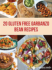 There's BEANS in this? 20 Garbanzo Bean Recipes