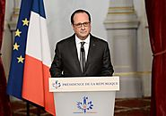 France thanks India for support after Paris attacks