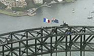 Australians gather to show support for France after attacks