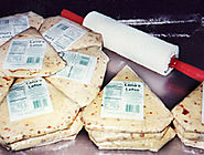 Lena's Lefse - It's the Potatoes!