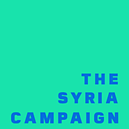 The Syria Campaign (@TheSyriaCmpgn) | Twitter