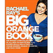 Veggie Meals: Rachael Ray's 30-Minute Meals - Kitchen Things
