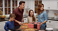 Pizza Hut's Ridiculous Triple Treat Box Gets a Ridiculous Ad to Match, With a Surprise Guest