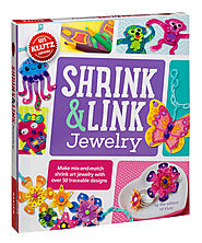 Shrink and Link Jewelry by Klutz