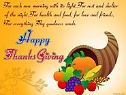 Happy Thanksgiving Message 2015 | Thanksgiving Messages Wishes Greetings