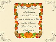 Happy Thanksgiving Greetings 2015, Cards, Greeting Wishes