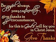 Thanksgiving Sayings 2015 Collection | Thanksgiving Phrases