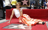 Emotional Jennifer Lopez gets star on Hollywood Walk of Fame