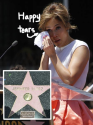 Jennifer Lopez Spills Salty Tears On Her Walk Of Fame Star! See Her Bawl So Hard HERE!