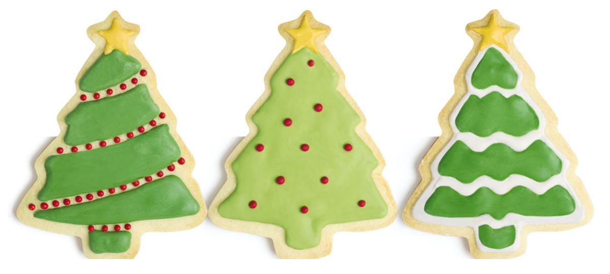 Headline for Adorable, Personalized Christmas Cookie Plates