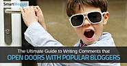 The Ultimate Guide to Writing Comments That Open Doors with Popular Bloggers