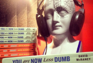 You Are Now Less Dumb - available now!