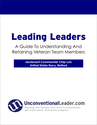 Leading Leaders: Understanding Military Culture