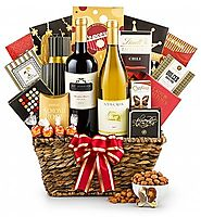 BEST CORPORATE WINE GIFT BASKETS