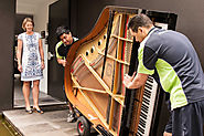 Get Your Piano Safely To Your Place: Hire a Professional Piano Mover Today