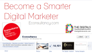 How Econsultancy uses Facebook, Twitter, Pinterest and Google+
