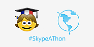 Celebrate learning without borders with Microsoft's first-ever global Skype-a-Thon