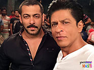 Exclusive: First Selfie of Sharukh and Salman