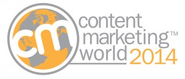 Content Marketing World 2014 Call for Speakers Now Open!