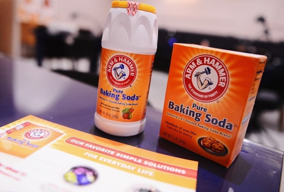 Headline for 5 Unusual Uses for Baking Soda