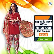 REPUBLIC WEEK OFFERS - GET 26% OFF ON ALL ORDER