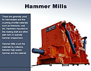 Hammer Mill For Lime Stone Silently Known As Crusher!