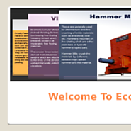 How Crushing And Pulverizing Become Easier With Hammer Mills?