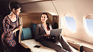 Business class flights tickets to India