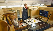 Business class airfares to India