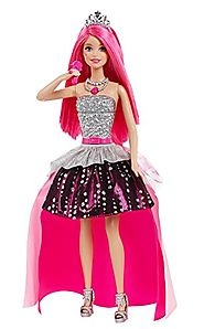 Rock N Royals Courtney Barbie Doll