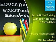ASP.Net Training in Ahmedabad, Project Training with Job Placement