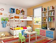 Safety Tips and Tricks for Bunk Beds in Kids Room