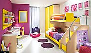 Gift Your Child An Attractive And Useful Bunk Bed