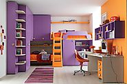 3 Extra-ordinary Bunk Bed Designs to Amaze Your Child - Feris Home