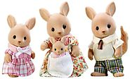 Calico Critters Hopper Kangaroo Family Set