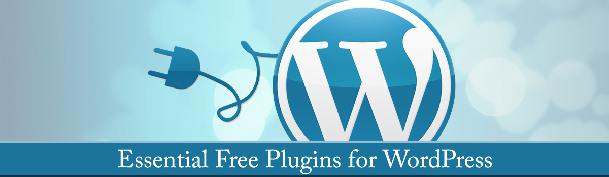 Headline for Essential Free Plugins for Wordpress