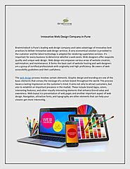 Innovative Web Design Company in Pune