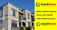 Professional Exterior Plastering And Painting Auckland - SoundHomesNZ