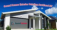 Sound Homes In New Zealand: Sound Homes Exterior Painting Auckland NZ