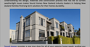 Sound Homes Exterior Painting Auckland,NZ
