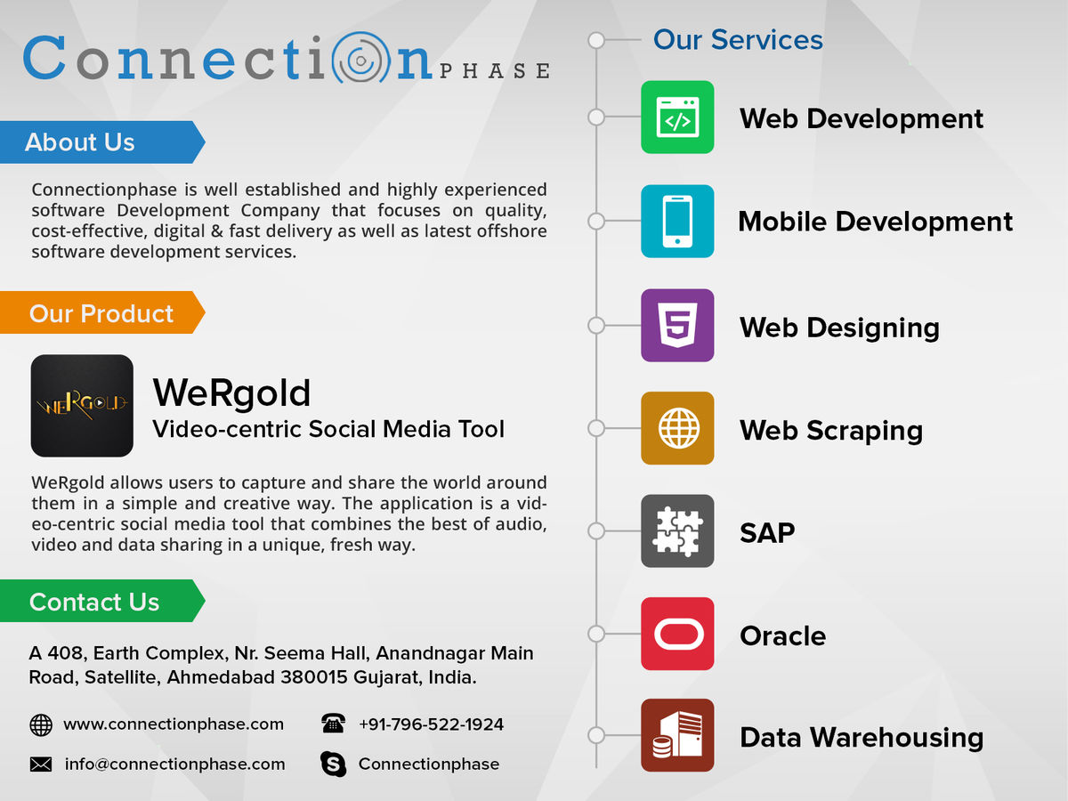 Headline for Mobile Application and web development company
