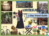 Amsterdam - 1 day Travel Guide