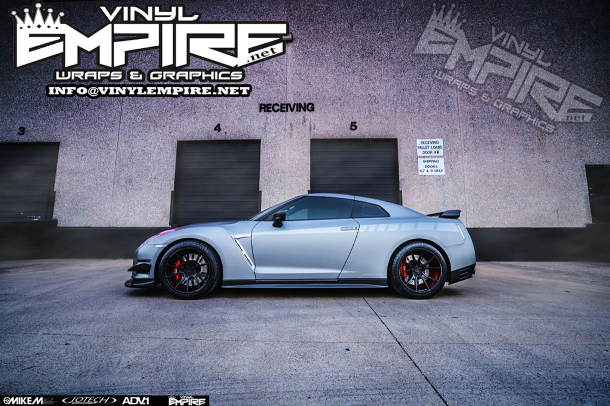 Headline for Vinyl Empire - Custom Racing Stripes