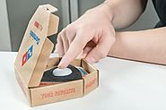 Domino's one-touch pizza button competition is for the perennially lazy