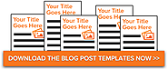 5 Free Blog Post Templates